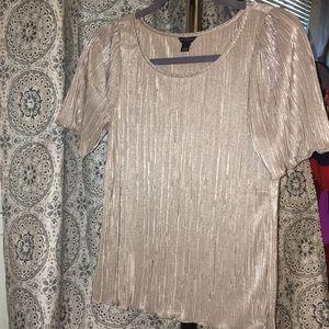 Ann Taylor party blouse